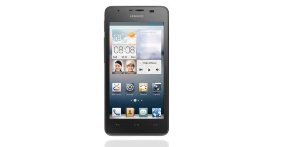 SAR Huawei Ascend G510