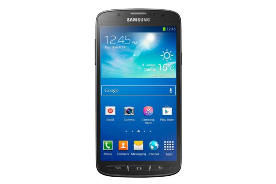 SAR Samsung Galaxy S4 Active