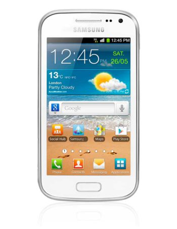 SAR Samsung Galaxy Ace 2