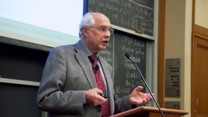 Dr. Franz Adlkofer en Hardvard (11-03-2011)