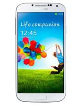 SAR Samsung Galaxy S4