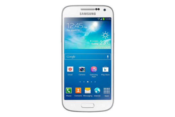 SAR Samsung Galaxy S4 mini