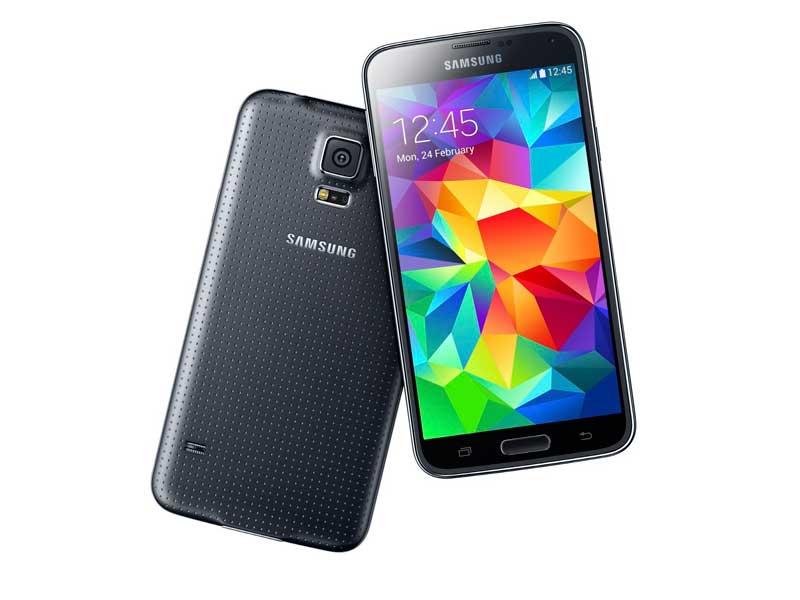 Samsung Galaxy S5 - 05