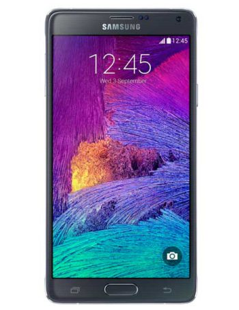 SAR Samsung Galaxy Note 4